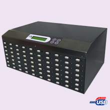 CopyBox 69 USB Platform Duplicator - kopieren usb memory stick professionele duplicatie apparatuur eigen producties flash memory